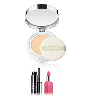 CLINIQUE CITY BLOCK BB CUSHION VIRTUAL SET